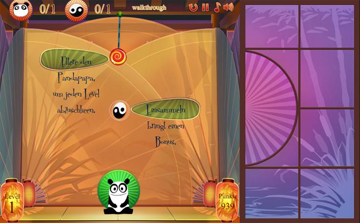 Auf Panfu.de Füttere den Panda kostenlos spielen.