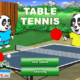 Panfu Panda Pingpong spielen