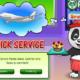 Downloadfrei spielen: Quick Service Panda - auf Panfu.de im Netz!