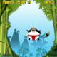 Spiele kostenlos auf Panfu.de: Samurai Panda - Pandaspiel ohne Download und Anmeldung.